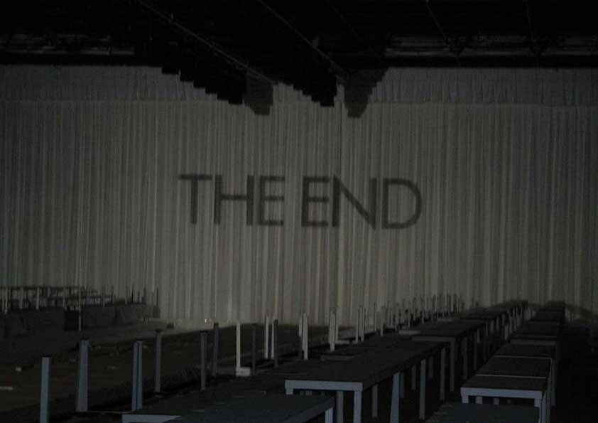 Sfilata Moda Milano - rivestimenti e tendaggi in tela sceno